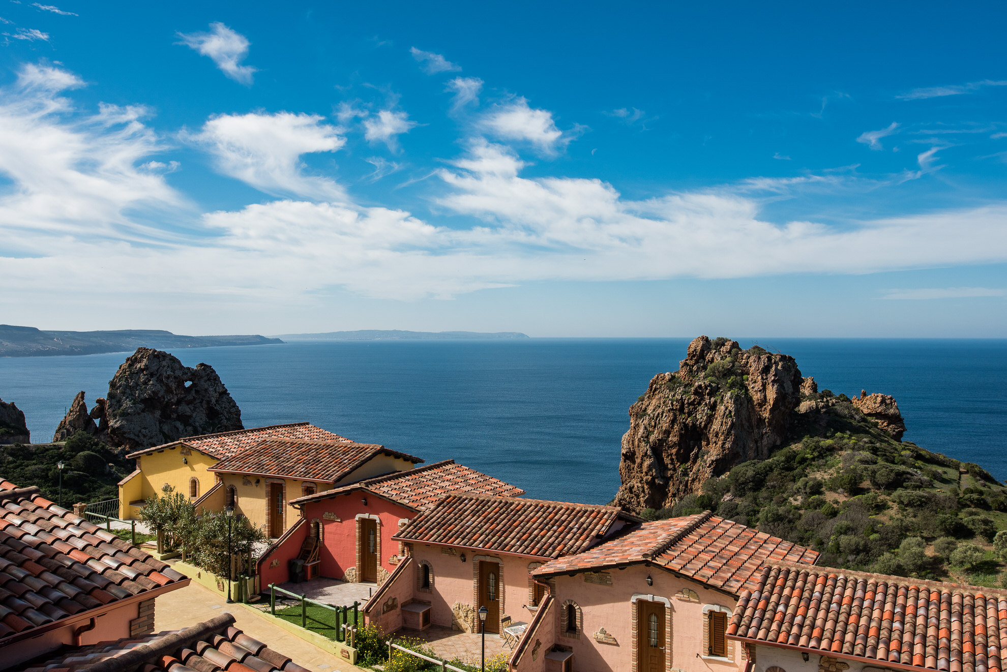 case e appartamenti sul mare